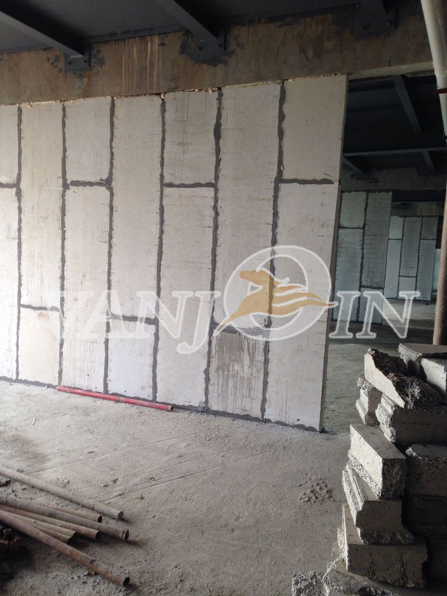 Precast Concrete Heat Insulation Sandwich Panel for Interior and Exterior Wall