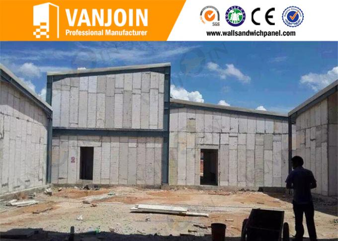 Insulated Concrete Fireproof Rate Interior Composite Eps