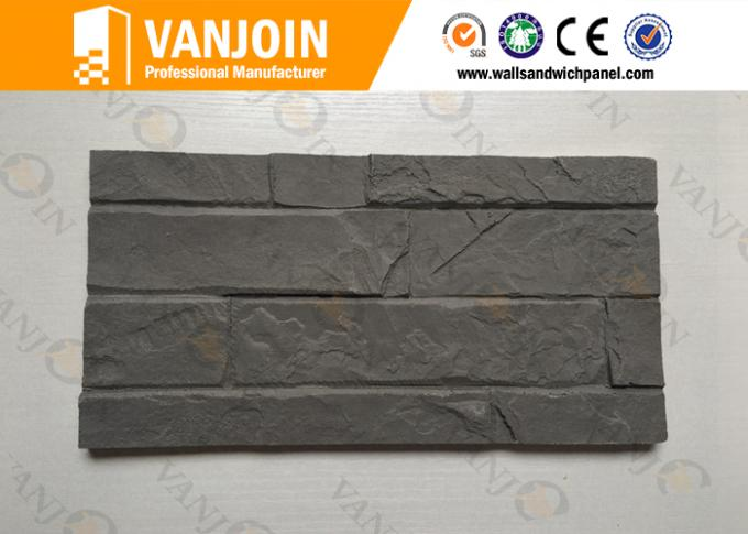Waterproof Ceramic Wall Tiles / Soft Ceramic Wall Tiles for Prefab Villa House
