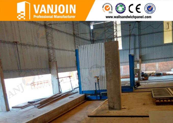 Full Automatic wall panel making machine For lightweight composite panels
