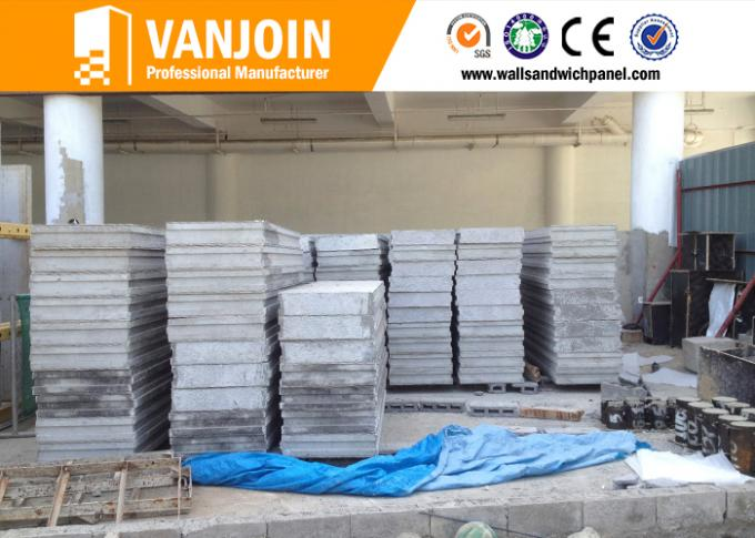 Styrofoam ceramsite eps cement sandwich wall panel insulation Eco - friendly