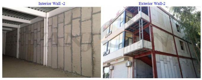 Buildings Insulated Fiber Eps Cement Sandwich Wall Panel Board Energy Saving