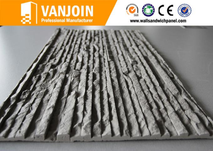 Green Raw Material Flexible Wall Tiles , Soft Clay Outside Ceramic Floor Tile