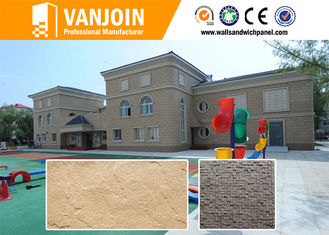 China Anti - pollution Anti aging wall insulation boards For Church Wall Decorations supplier