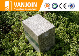 China Fireproof Precast Polyurethane Foam Wall Panels Fiber Concrete Exterior Wall Panels supplier