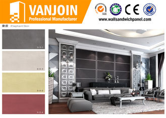 China Full Body Clay Cow Leather Soft Ceramic Tile for Exterior and Interior Wall supplier