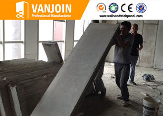 China Heat Insulation Keep Warm Waterproof Precast Concrete Wall Panels for Building Walls supplier