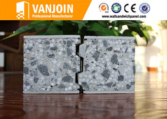 China Fireproof Composite Panel Board For Hotel Buildings , Wall Insulation Boards supplier