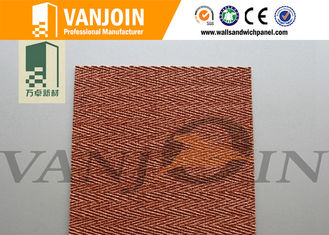 China Low Carbon Anti Seismic Soft Ceramic Tiles With Clay Material , Stone Facing supplier