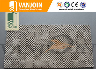 China Acid - Resistant Clay Wall Tile Breathable , Composite Roof Panels Environmental Insulated supplier