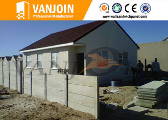 China Strong And Cheap Foaming Concrete Modern Modular Homes For Plant , Shop ,Office , Workshop supplier