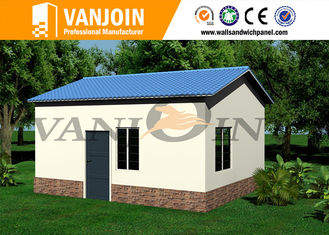 China Fire resistant Steel structure Modern Prefab Houses Home Apartment Installation supplier