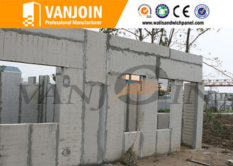 China Fast Installation EPS Building Wallboard Panels / Precast Insulated Concrete Panels supplier