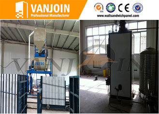 China Prefabricated Concrete Energy Saving Cement Wall Panel Making Machine supplier
