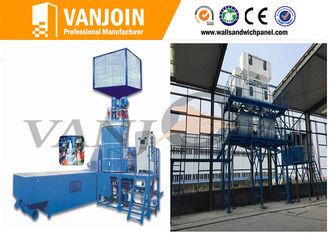 China Fully automatic lightweight sandwich panel production line energy saving supplier