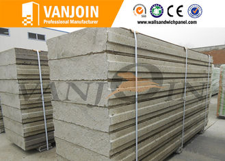 China Heat Resistant Composite Panel Board For Wall Construction 100% No Asbestos supplier