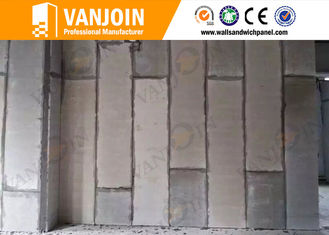China Interior And Exterior EPS Cement Composite Panels Lightweight supplier