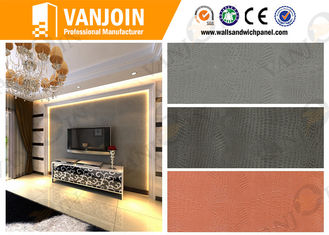 China Full Body Clay Cow Leather Flexible Ceramic Tile for  Interior Wall Decoration supplier