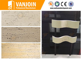 China 300x600MM Faux Marble Acid Resistant Waterproof Soft MCM Outdoor Stone Wall Tile supplier