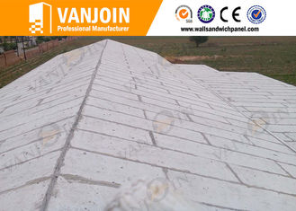 China 150Mm eps Precast Concrete Wall Panels , lightweight building material for prefab house supplier