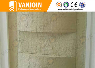 China Self clean flexible ceramic tile , lightweight wall tiles 3-10 mm thickness supplier