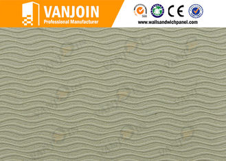 China Fire Retardant Flexible Dermatoglyph Wall Ceramic Tile Clay Material supplier