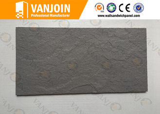China Natural Texture Decorative Stone Tiles , Flexible Wall Tiles Soft Slate supplier