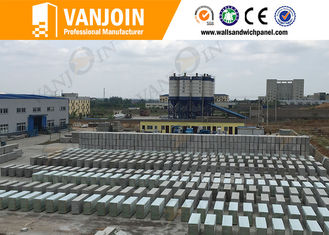 China Insulated Precast Concrete EPS Sandwich Panels , Fireproof  Buildling Panels supplier