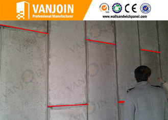 China EPS Soundproof Precast Concrete Wall Panels , Partition lightweight composite panels supplier
