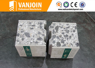 China Styrofoam ceramsite eps cement sandwich wall panel insulation Eco - friendly supplier