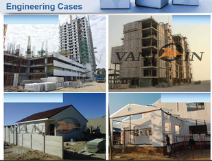 China Lightweight Quick heat insulation sandwich panel Construction Prefab House supplier