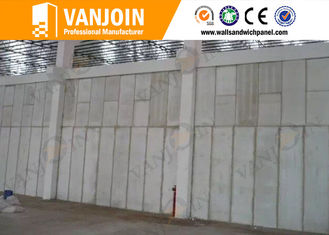 China Lightweight Composite Panel Board , fireproof cement board Thermal Insulated supplier