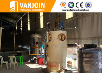 China Automatic Precast Concrete Wall Panel Machine , Fireproof Sandwich Panel Machine Line supplier
