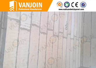 China 100mm Building Precast Concrete Wall Panels , Internal External precast wall panels supplier