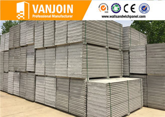 China Modern Cheap Prefabricated Modular Houses EPS Foam Concrete Sandwich Wall Panel supplier