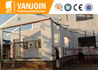 China Ecological Modern Prefab Modular Homes By High Strength EPS Cement Wall Panel company