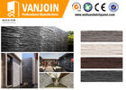 China Flexible Clay Interior and Exterior Decorative Wall Tiles / Stacked Stone Tiles company