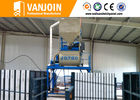 China Precast lightweight concrete partition eps sandwich panel machine high output factory