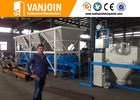 China House exterior sandwich panel production line / eps sandwich panel machine company
