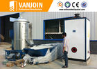 China Automatic Wall Panel Forming Machine For Sandwich Wall Panel Production Line company