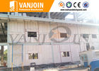 Non Metal Fire Rated EPS Cement Sandwich Panel With No Asbestos Class 8 Anti Earthquake