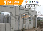Fire Resistant EPS Cement Sandwich Panel Soundproof Wall Panel With Long Lifespan