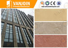 China Exterior Wall Tiles Lightweigh Slate Decorative Stone Tiles 3mm Thickness for High Buildings company