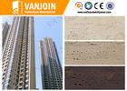 China Flexible Decorative Wall Panels / Split Face Block For Office Building company