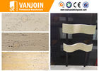 China 300x600MM Faux Marble Acid Resistant Waterproof Soft MCM Outdoor Stone Wall Tile company