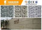 Lightweight Decorative Stone Tiles , Crack Free Hospital / Hotel Outdoor Wall Tiles