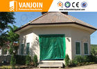 Lightweight rapid deployment fast install social houses low cost shelters