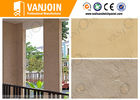 China White Soft Ceramic Tile / Slate Style soft wall tiles Green building material factory