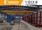 Automatic Wall Sandwich Panel Production Line / EPS Cement Panel Machine
