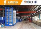 Full automatic high technology wall panel construction material making machine with no noice